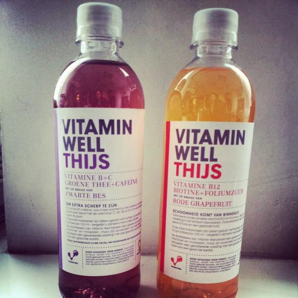 Vitamin Well Thijs