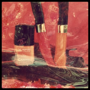 Candy colours byChanel