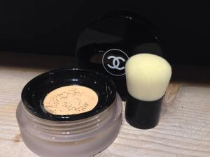 loose powder chanel