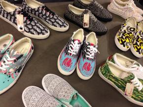 Good shoes, goodplaces